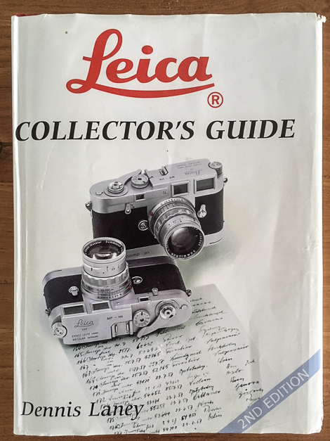 Dennis Laney Leica collectors guide